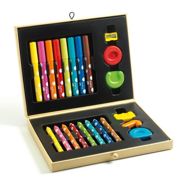Farbenbox für Kleine