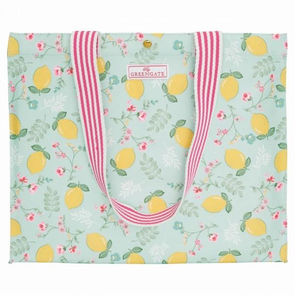 Shopper Limona hellblau