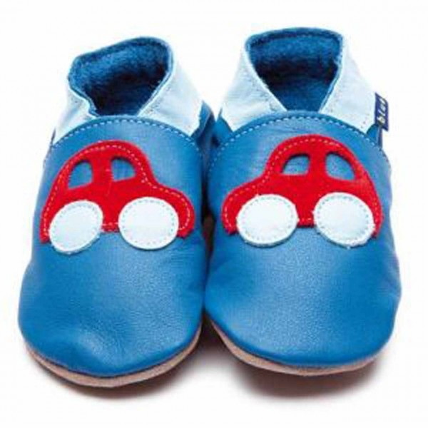 Inch Blue Toddler Car Blue/Red Small