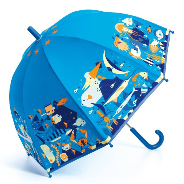 Regenschirm Meeresdesign