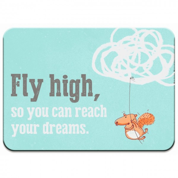 Happy Me Magnet Fly High