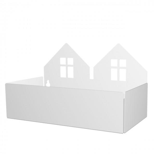 Metallbox Haus groß