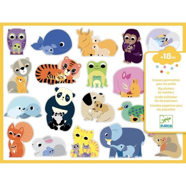 Sticker: Mütter & Babys