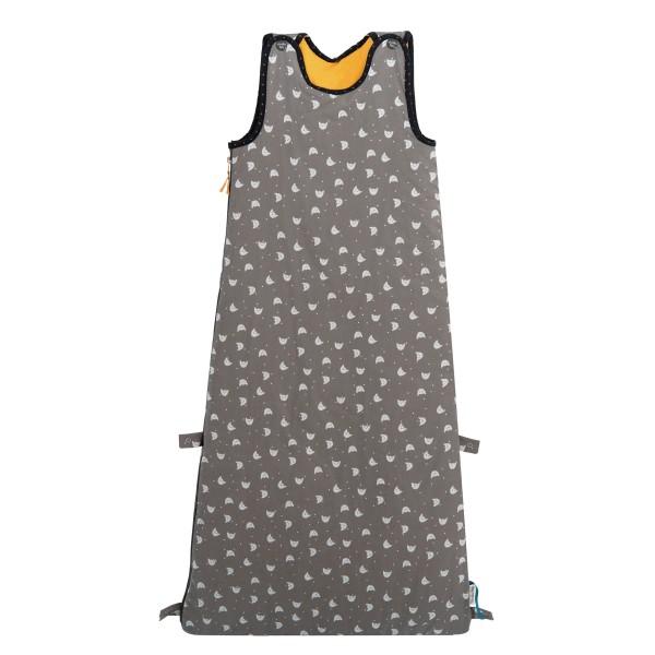 baby schlafsack graue katzen 90 110 cm babyausstattung schenken und spielen. Black Bedroom Furniture Sets. Home Design Ideas