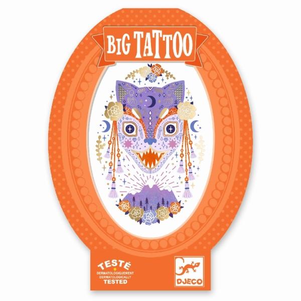 Big Tattoo: Mystisches Tier