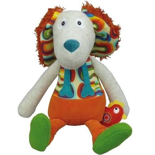 Ebulobo Spieluhr Antoine der Hund