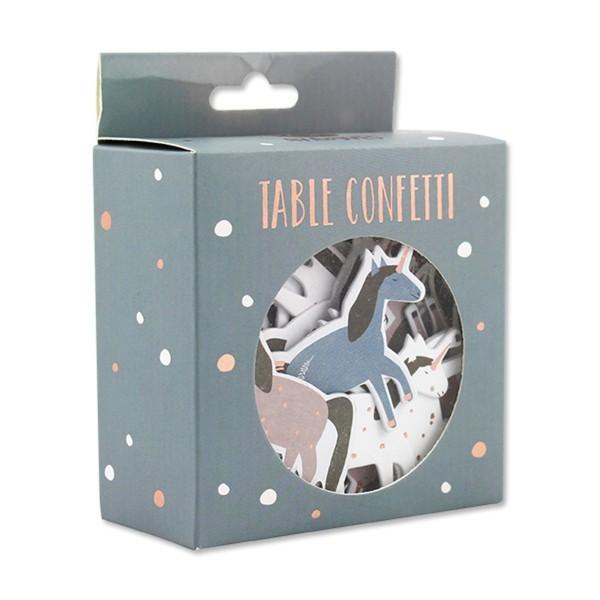 Table Confetti Einhorn