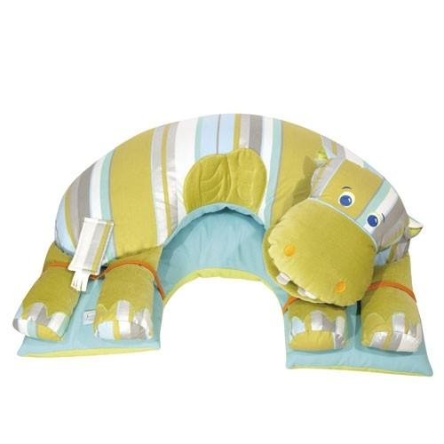 Sitzkissen Hippo