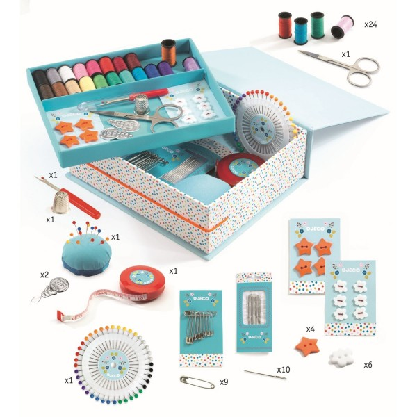 Handarbeitsbox: My sewing box