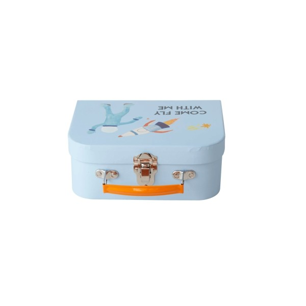 Kinderkoffer Weltall S