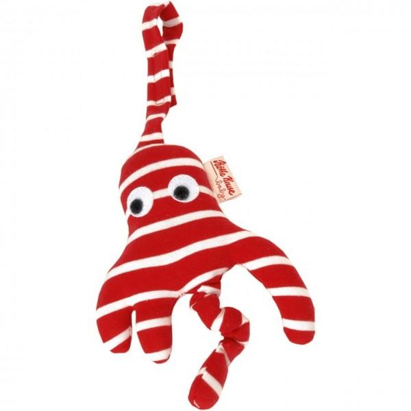 Kindersitzanhänger Octupussi rot
