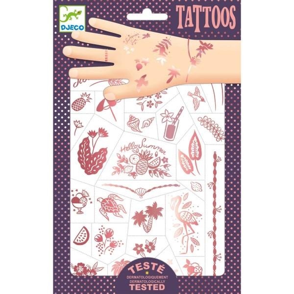 Tattoos Hello Summer