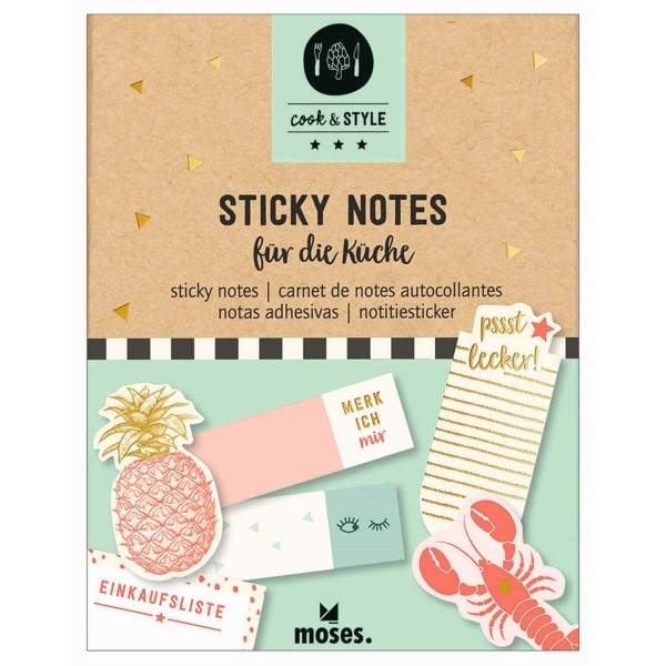 Sticky Notes cook & STYLE