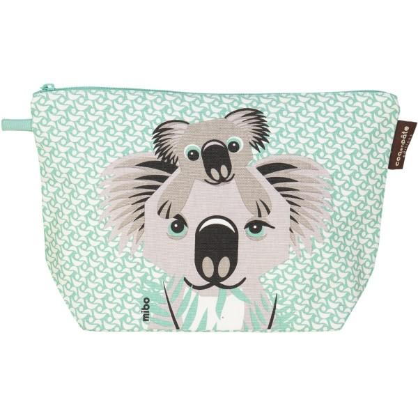 "Kulturtasche groß Koala ""Mibo"""