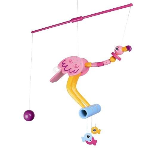 Schwingtier Flamingo