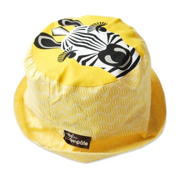 Sonnenhut Zebra