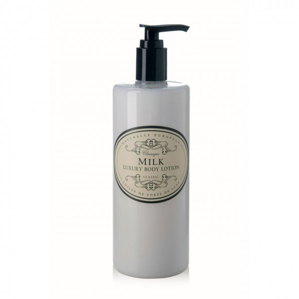 Naturally European Milk Body Lotion