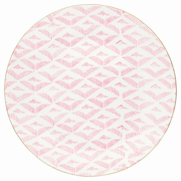 Dinnerteller Kassandra pale pink
