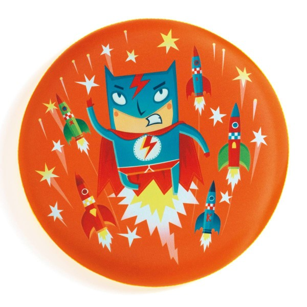 Wurfscheibe: Flying Hero