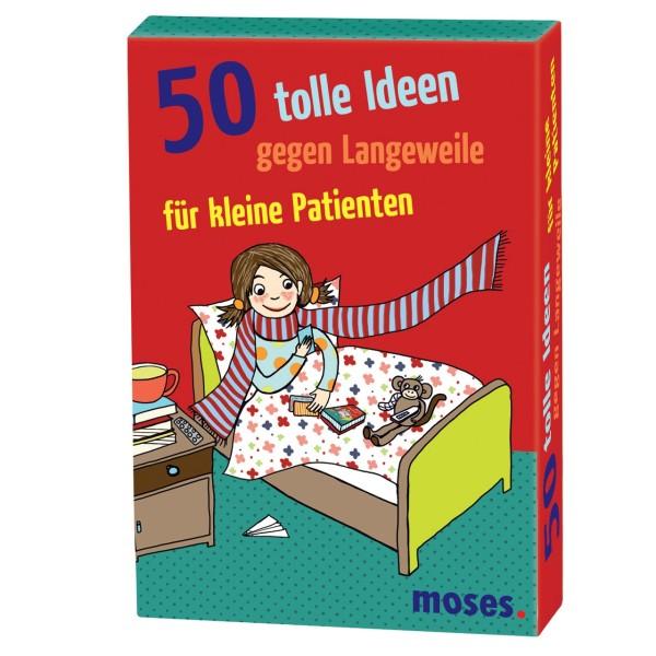 50 Ideen für kleine Patienten