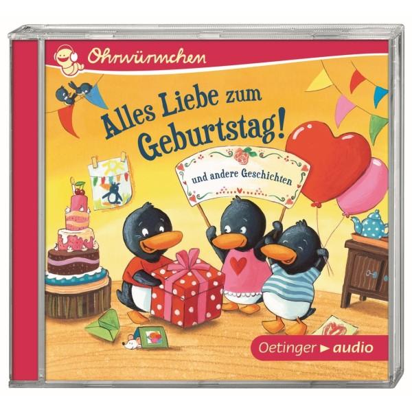 Alles Liebe zum Geburtstag! CD