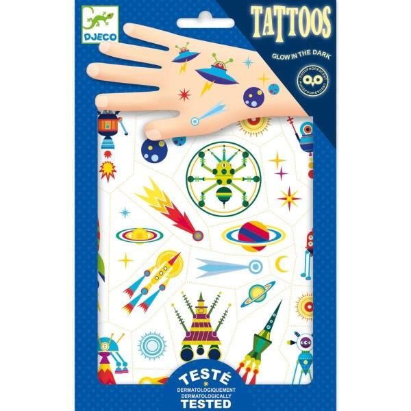 Tattoos: Weltraum-Kuriosität