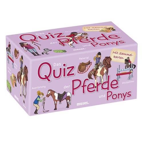 Quiz der Pferde