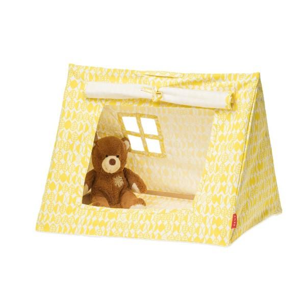 Mini Zelt gelb