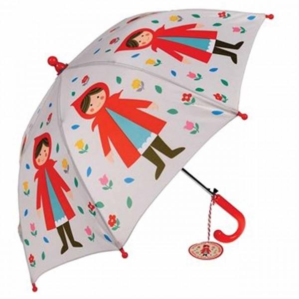 Kinder-Regenschirm Rotkäppchen