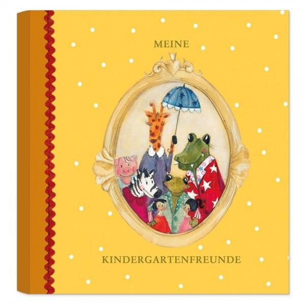 Graetz Kindergarten Freundebuch