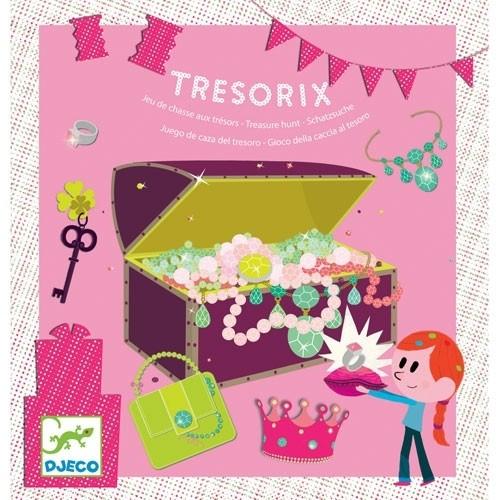 Partyspiel: Tresorix