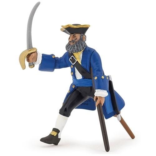 Papo Pirat mit Holzbein