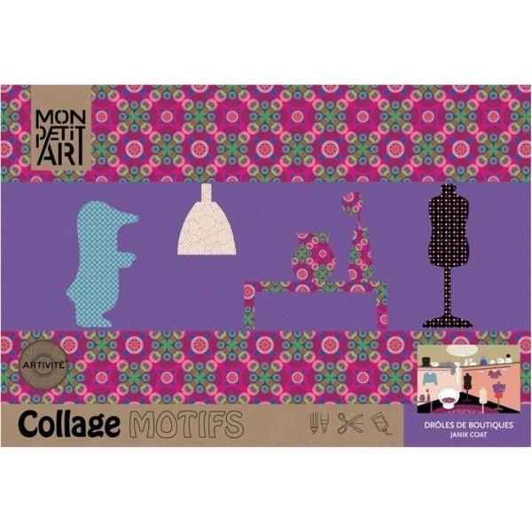 """Collagenbuch """"Drole de Boutique"""""""