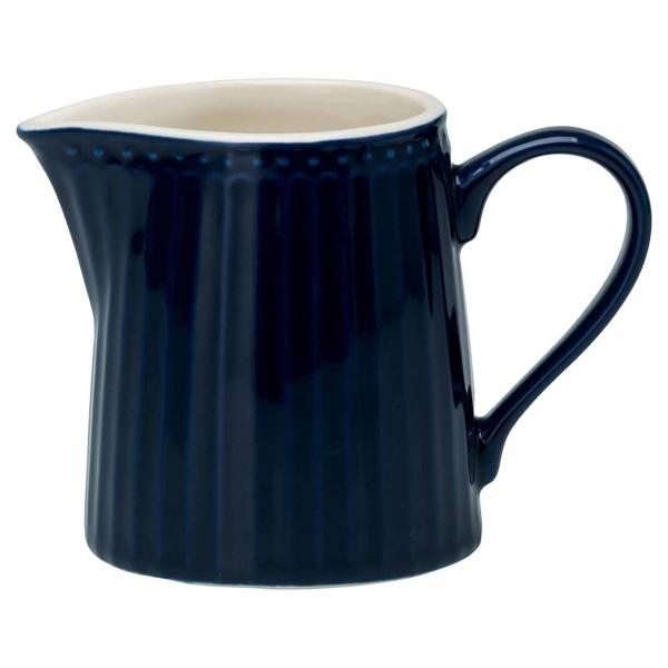 Milchkännchen Creamer Alice dunkelblau 0,25L