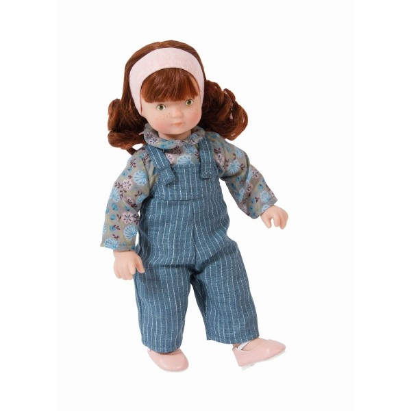 "Puppe rotblond Louise ""Ma Poupee"""