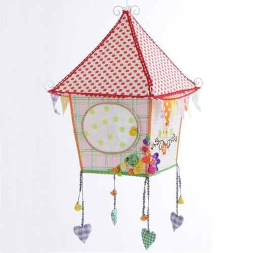 Kinderlampe Vogelhaus