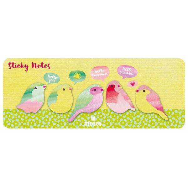Sticky Notes Vögelchen