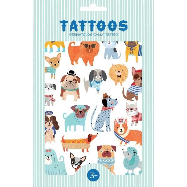"Tattoos ""Hunde"""