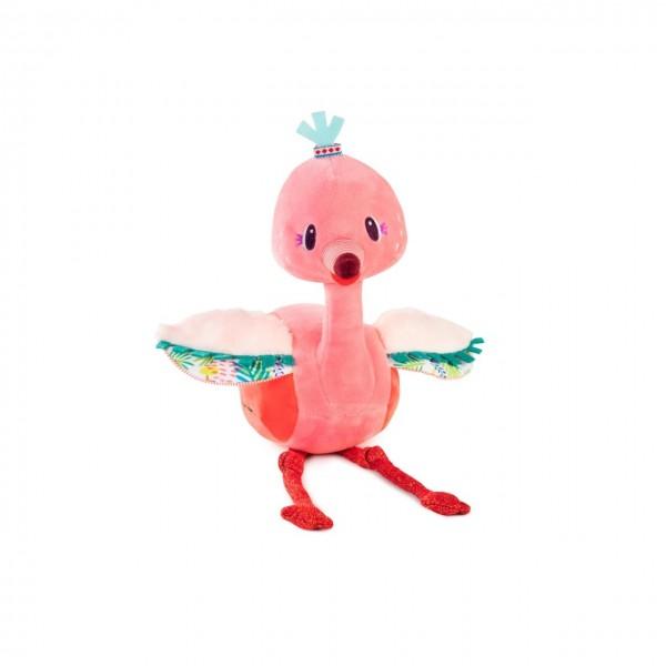 Stofftier Flamingo Anais