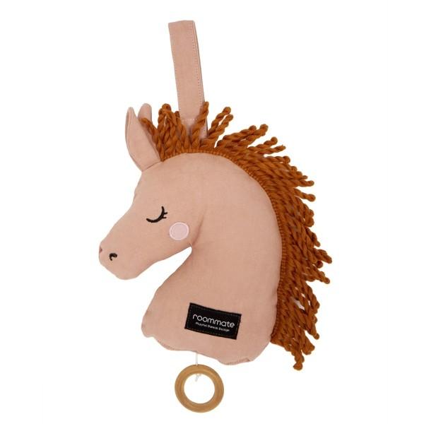 Spieluhr Pferd