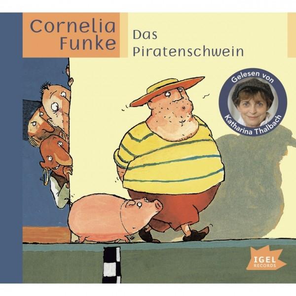Das Piratenschwein CD
