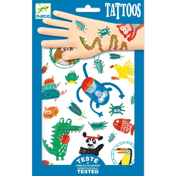 Tattoos: Tiere