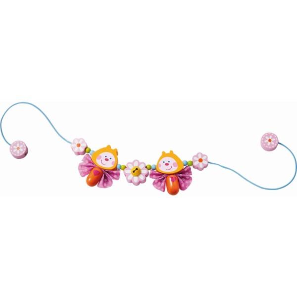 Kinderwagenkette Schmetterlingstraum
