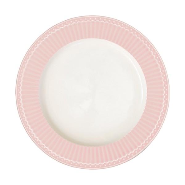 Dinnerteller Alice pale pink