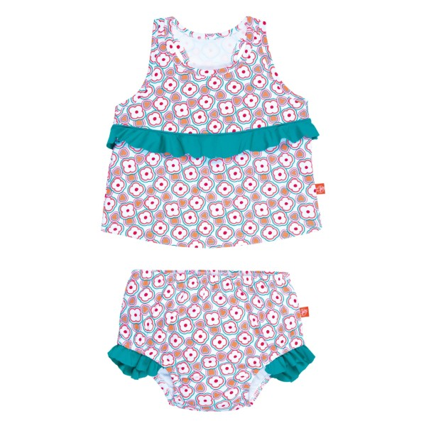 Tankini Set girls assorted, 18 Monate, flowers