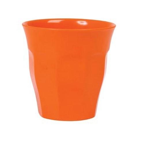 Melamin Becher Orange