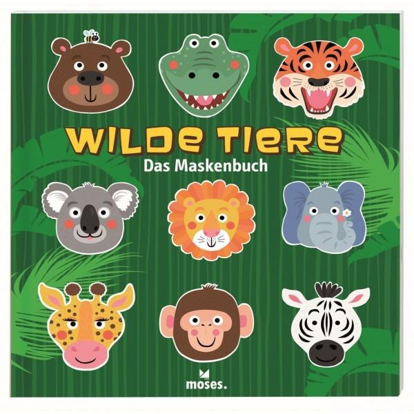 Maskenbuch Wilde Tiere