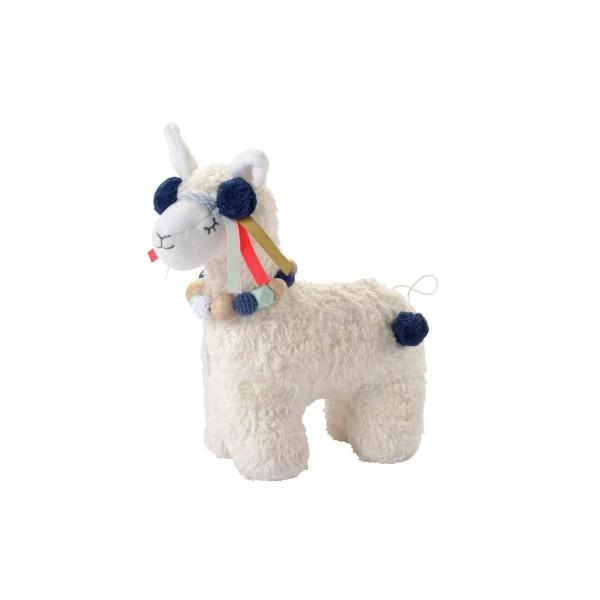 Grosse Spieluhr Lama Boy