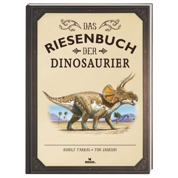 Riesenbuch der Dinosaurier