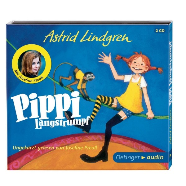 Pippi Langstrumpf Band 1